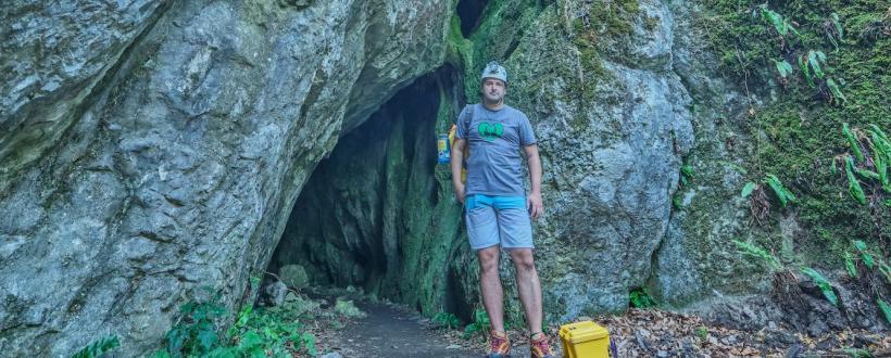 Peştera nr.3 din Valea Topliţei - Foto: Victor Ursu - 17 August-2021